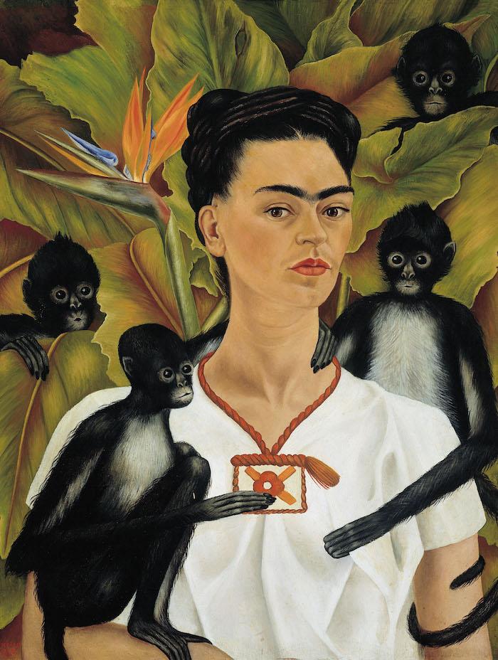Oeuvre De Frida Kahlo : oeuvre, frida, kahlo, Frida, Kahlo,, Diego, Rivera, Modernisme, Mexicain, Radio-Canada.ca