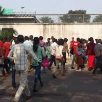 Brazzaville : des étudiants de Bayardelle sollicitent le paiement des arriérés de bourse