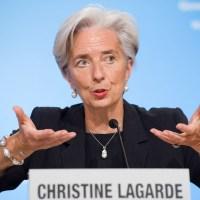 """Congo-FMI : Christine Lagarde évoque """"des exigences de gouvernance"""""""