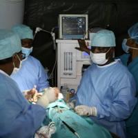 La France entend aider le Congo à couvrir ses besoins en santé