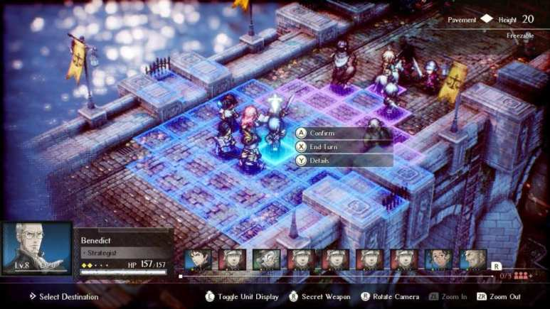 triangle strategy switch jrpg 2022