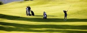 giocatori di golf principianti