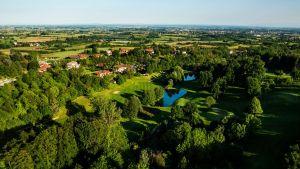 percorso golf