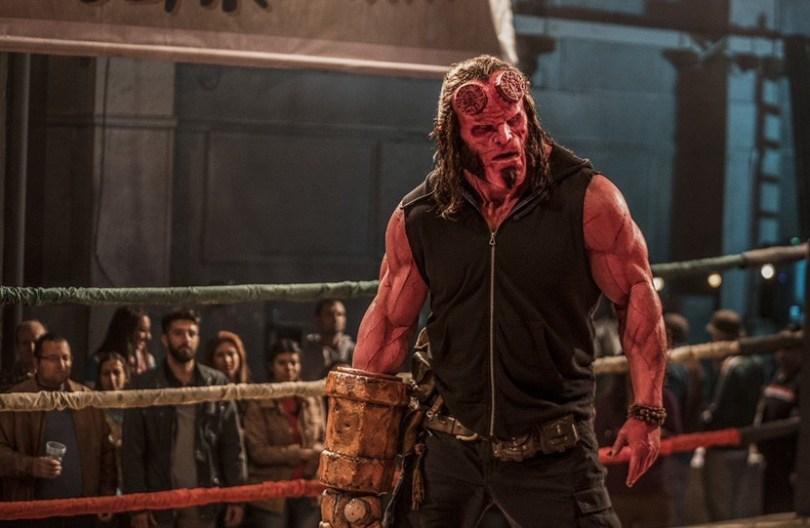 Ini Dia Foto Terbaru Hellboy