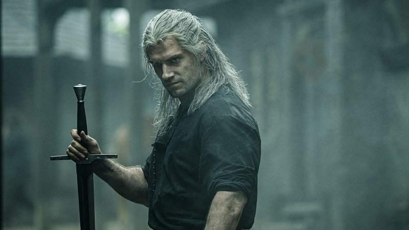 Poster Terbaru The Witcher 1