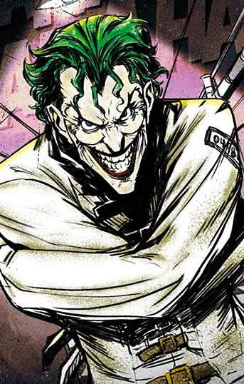 Joker di The Batman