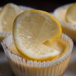 Lemony CheeseCupCakes