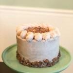cinnamon streusel spice cake