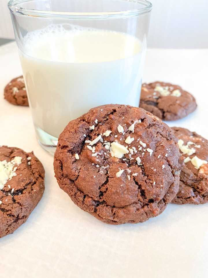 Chocolate Mocha Cookies