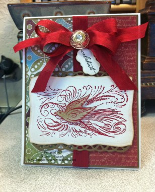 Celebrate Christmas Card