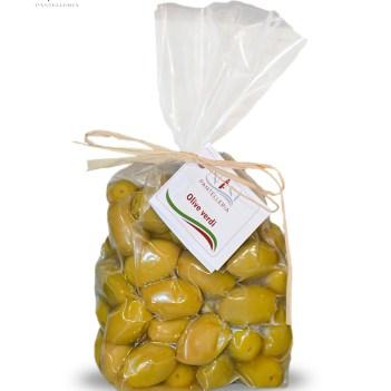 Olive Verdi al Naturale I Cinque Sensi