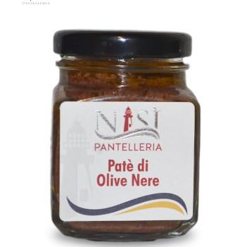 Patè di Olive Nere I Cinque Sensi