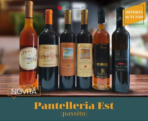 Box Pantelleria Est