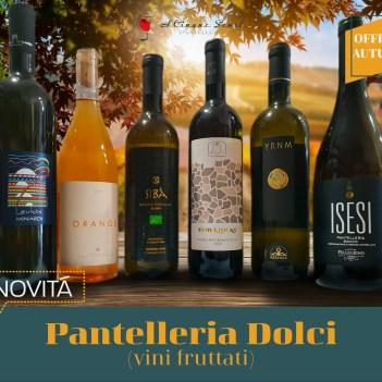 Vini Dolci Box Pantelleria