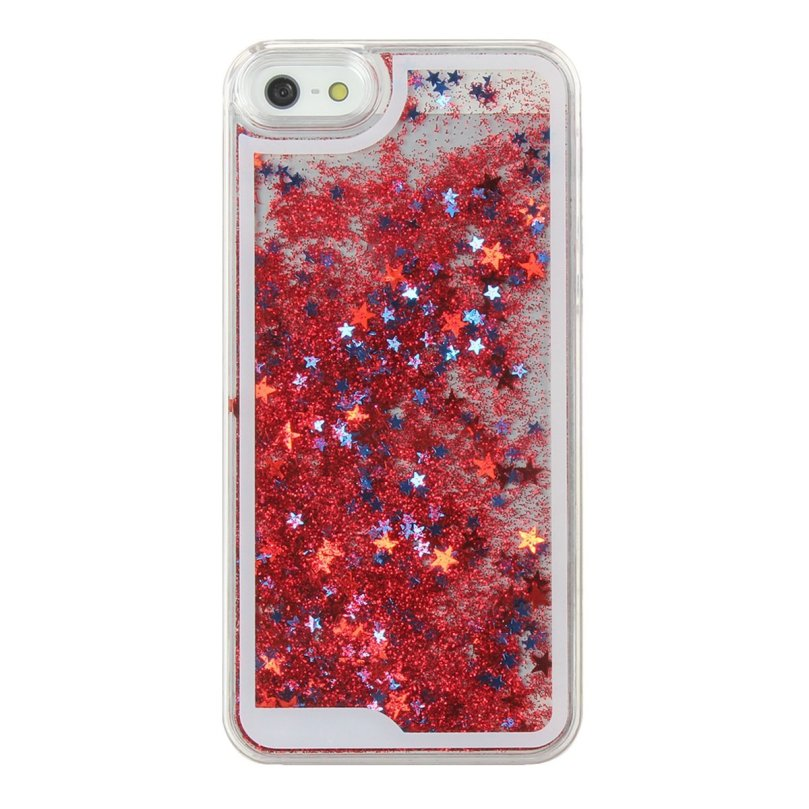 Quicksand Style Case - RED - iPhone 6S / 6 1