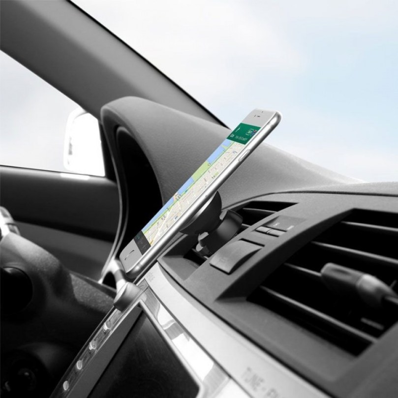 Picture of Magnetic Air Vent Mount For Mobile Devices (Gold)