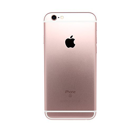 iPhone 6S - 128GB Fully Unlocked - Rose Gold (Renewed) 2
