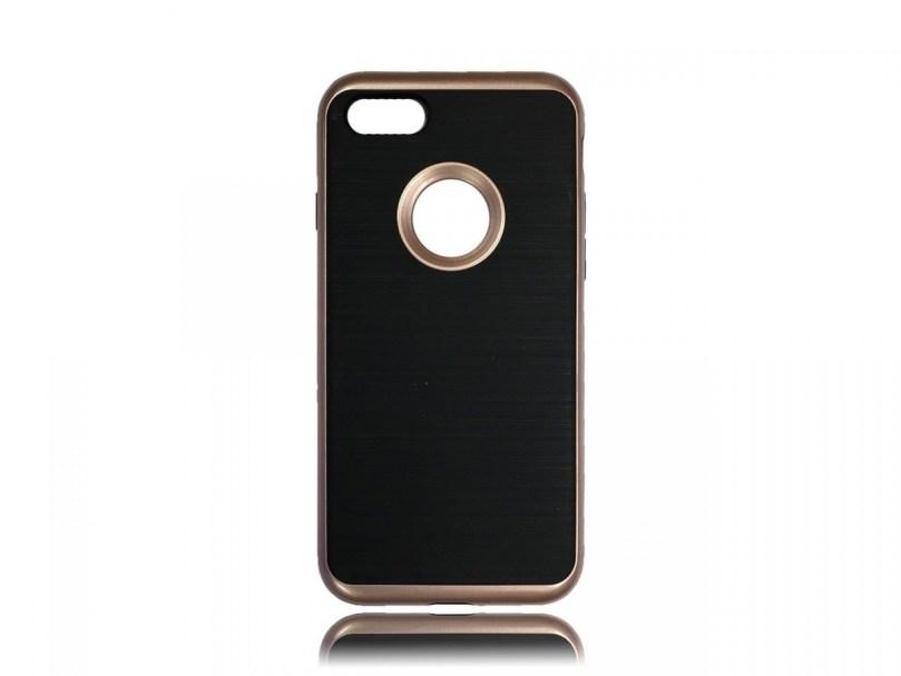 Moto Case - Rose Gold - iPhone 8 / iPhone 7 1