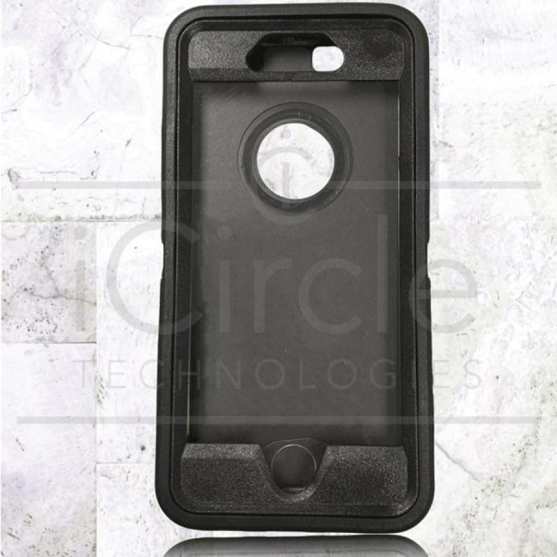 Picture of Defender Hybrid Case w/Clip (Black/Black) - iPhone 6 / 6S