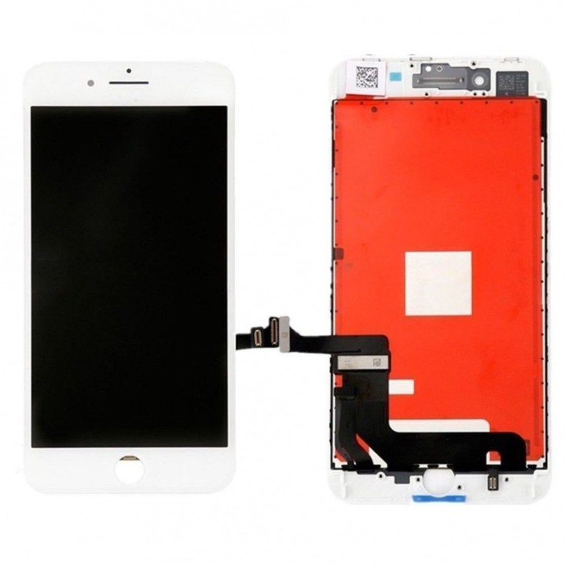 (Premium Plus Quality) White LCD Display Touch Digitizer Screen for iPhone 8 1