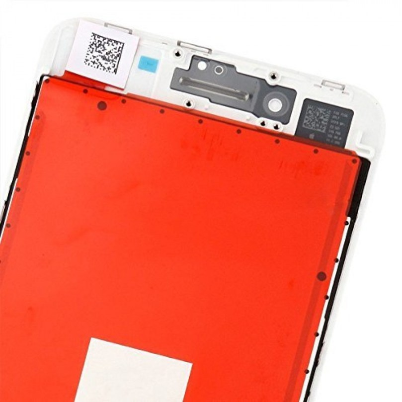 (Premium Plus Quality) White LCD Display Touch Digitizer Screen for iPhone 8 4