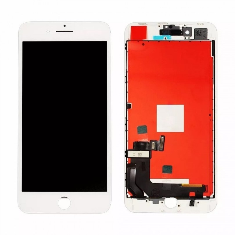 (Premium Plus Quality) White LCD Display Touch Digitizer Screen for iPhone 8 Plus 1