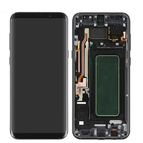 Galaxy S8 Plus Screen Repair Service All In One Parts and Service Included 3