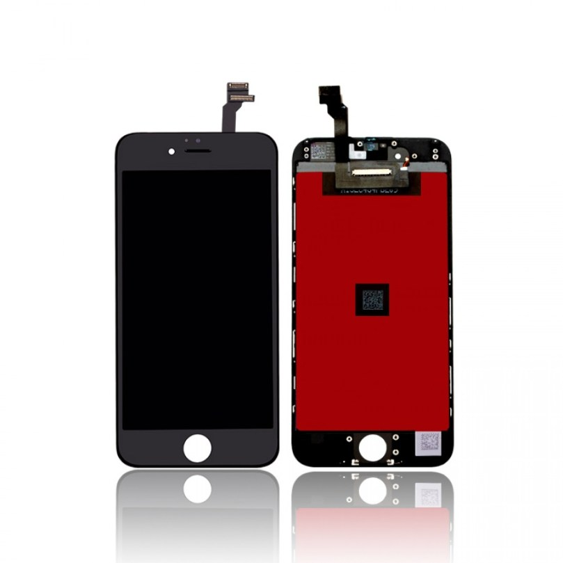 (Premium Quality) LCD Display Touch Screen Digitizer Black For iPhone 6 1