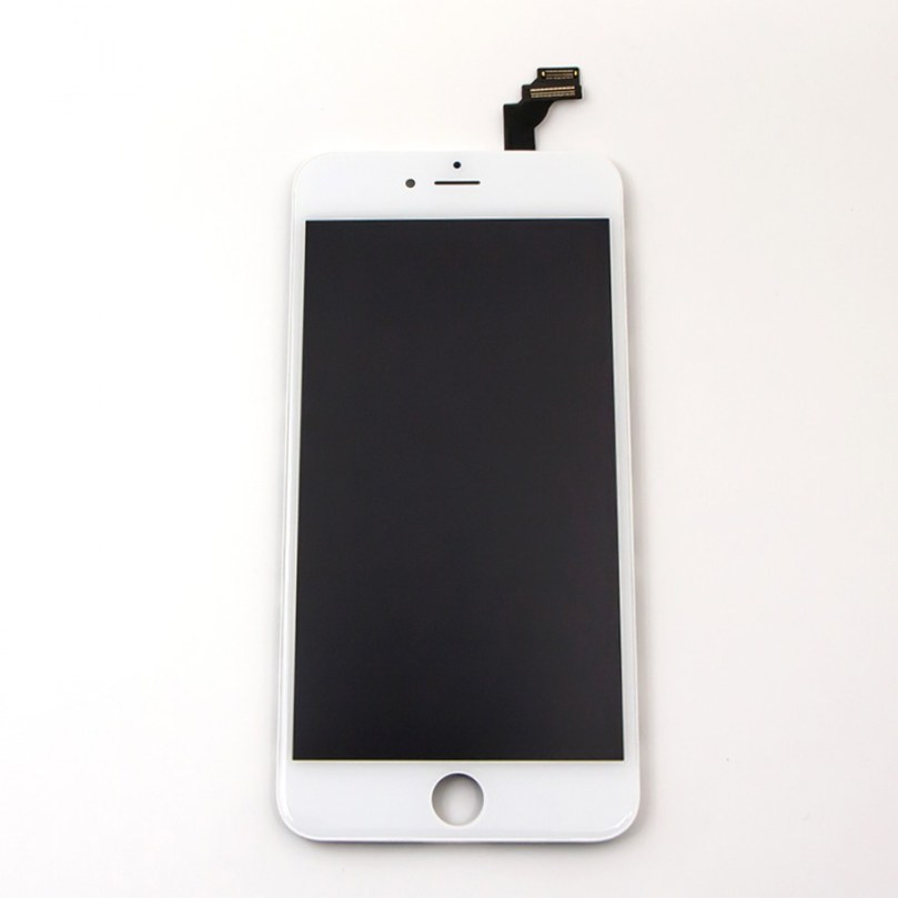 (Premium Quality) LCD Display Touch Screen Digitizer For iPhone 6 Plus White 2