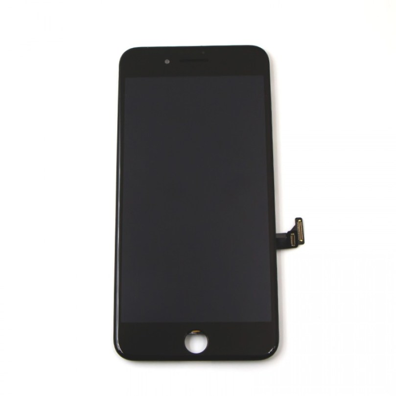 (Premium Plus Quality) LCD Display Touch Digitizer Screen Black for iPhone 7 Plus 2