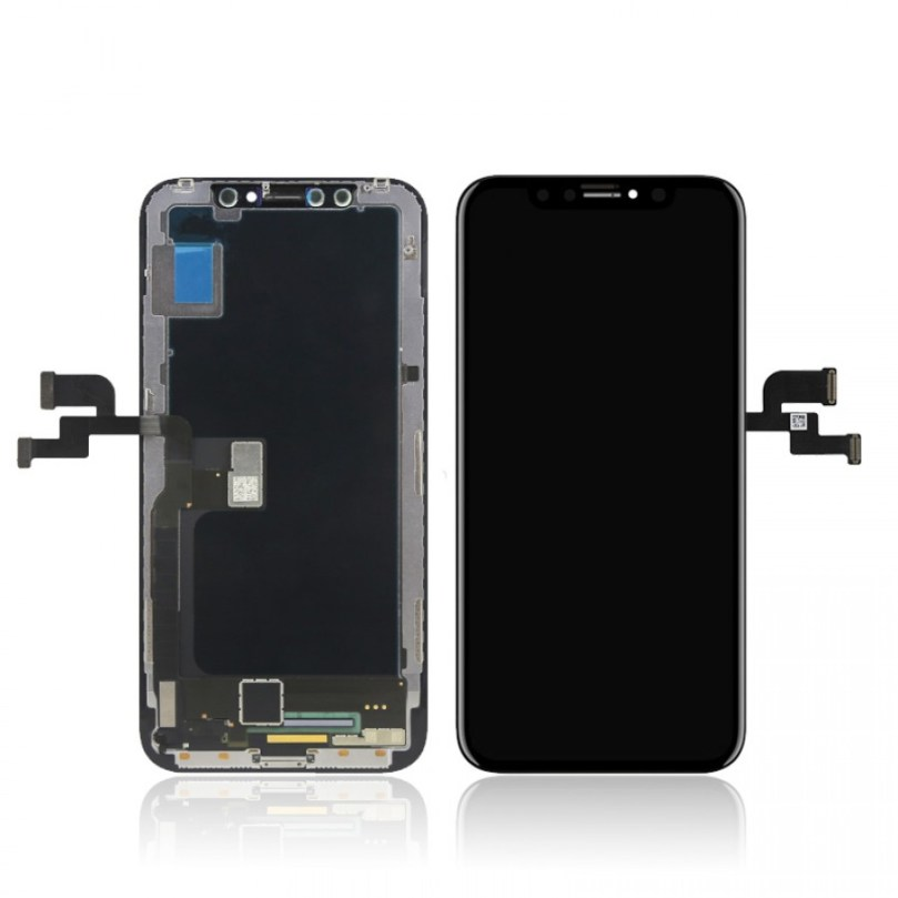 Soft OLED Display (Better Than LCD) Force Touch Screen Digitizer Assembly For iPhone X 10 1