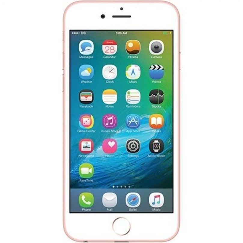 iPhone 6S Plus- 128GB Fully Unlocked - Rose Gold (Renewed) 1