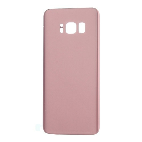 Back Cover Glass Battery Door Adhesive Pink for Samsung Galaxy S8 1