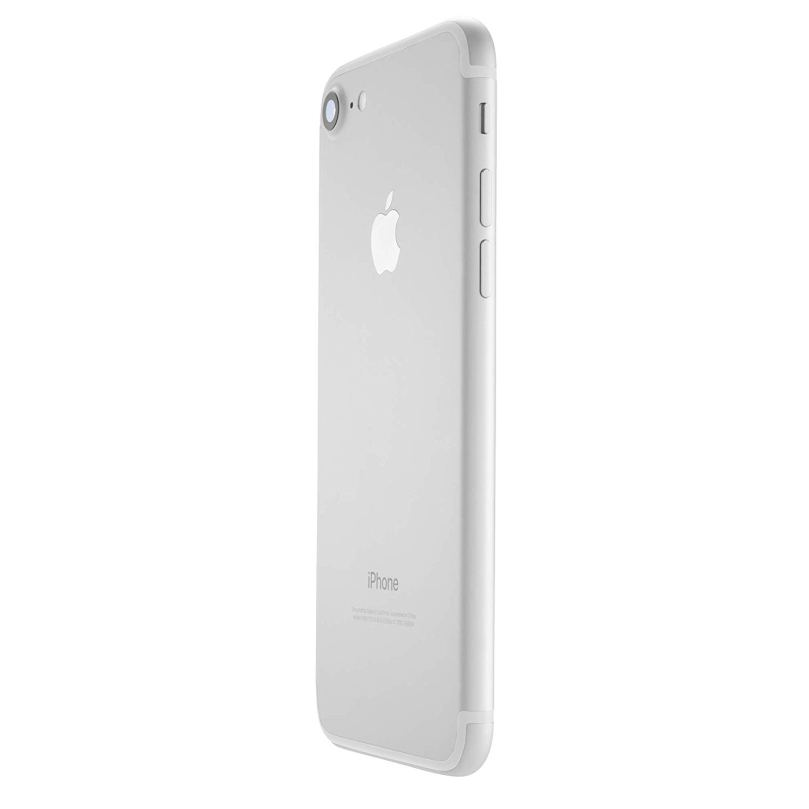 iPhone 7 - 256GB Fully Unlocked - Silver (Renewed) 3