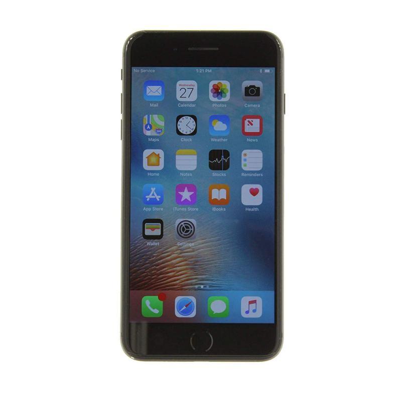 iPhone 8 Plus - 256GB Fully Unlocked - Black (Renewed) 1
