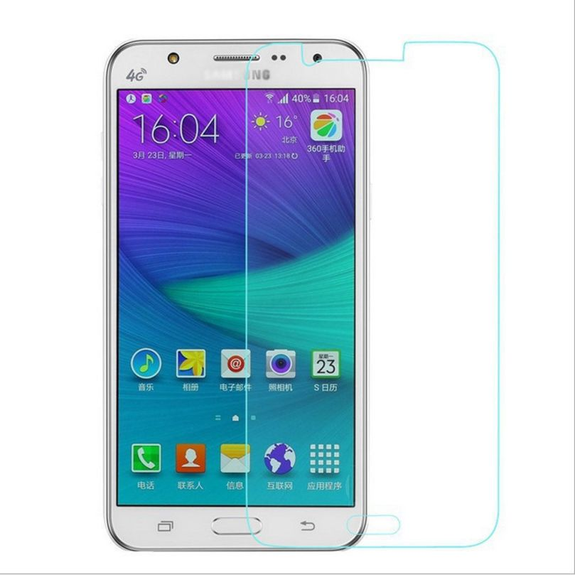 Samsung Galaxy J3 (2016)Tempered Glass Screen Protector CLEAR 1