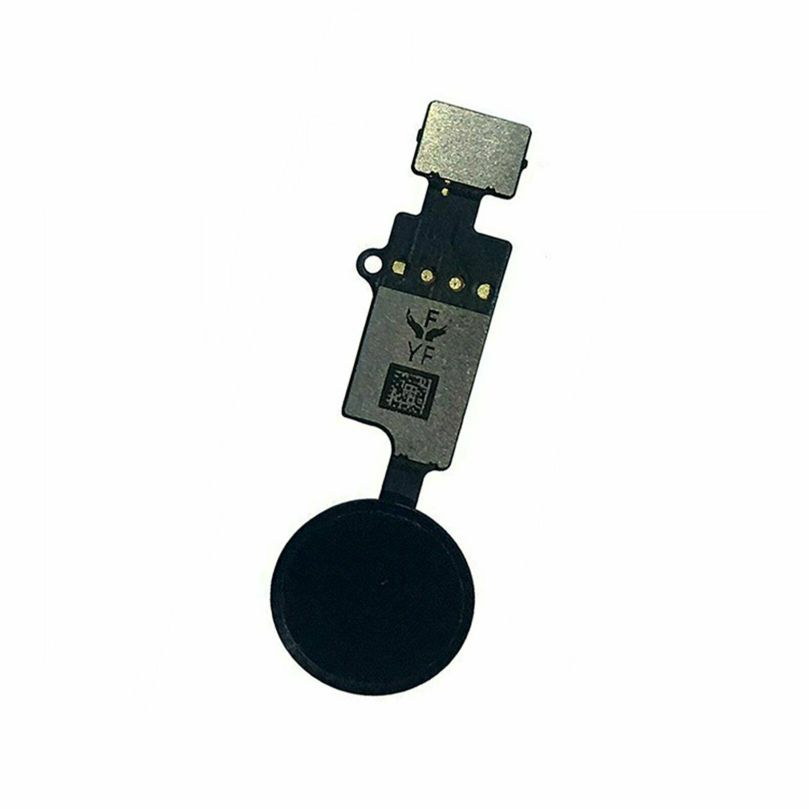 YF Black Home Button Solution Return Key for iPhone 7  7 Plus  8  8 Plus (No Bluetooth Required) 1