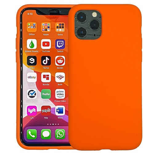 IPHONE-11-PRO-MAX-CASE-SILICONE-ORANGE-0