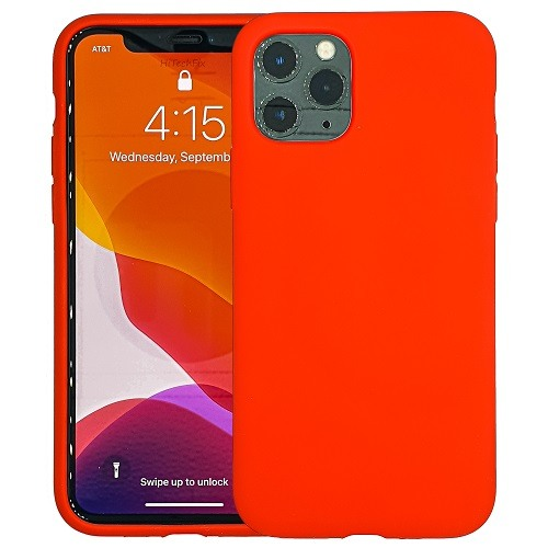 IPHONE-11-PRO-MAX-CASE-SILICONE-RED-0