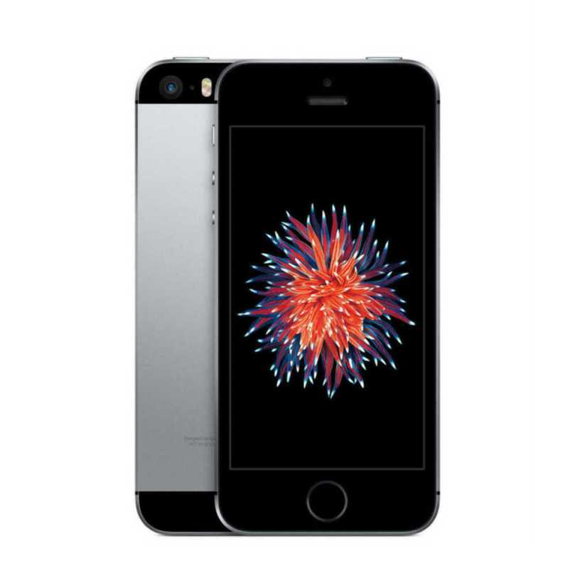 iPhone SE - 32GB Fully Unlocked - Space Gray (Renewed) 1