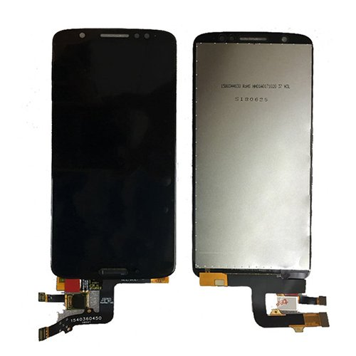 Black LCD Display Touch Screen Digitizer Assembly For Motorola Moto G6 XT1925 1