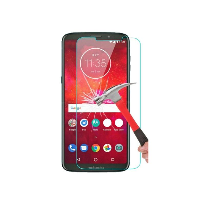 Motorola Moto Z3 / Z3 Play Tempered Glass Screen Protector 1