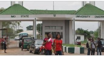 Imo State University, Private Firm Scam Students