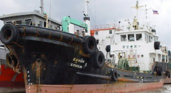 Navy Hands Over 12 Oil Thieves To EFCC