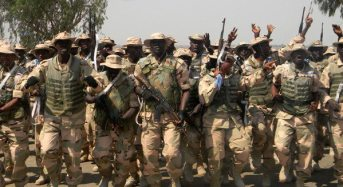 2015 Elections: No Petitions Yet Against Soldiers