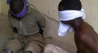 Civilian JTF Arrest, Hand Over 18 Terrorists To Military