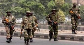 Protests In Maiduguri As Soldier Kills Trader