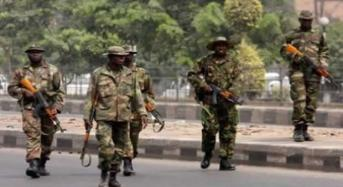 Protests In Maiduguri As Soldier Kills Trader