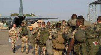 France Seeks Cooperation Among Peacekeeping Troops In CAR
