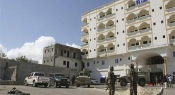 Islamists Claim Responsibility For Mogadishu Hotel Bombing